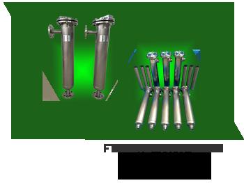 Filtre Kapları