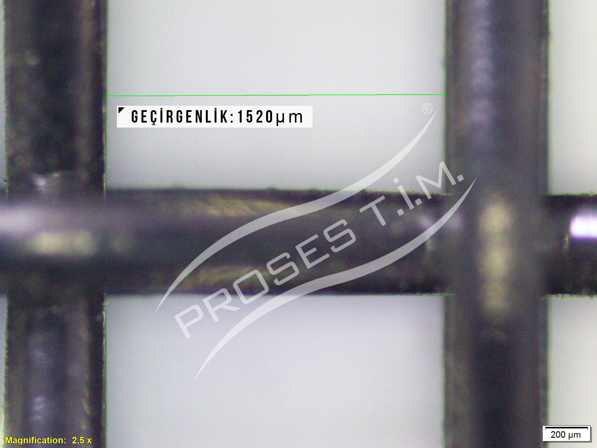 12 Mesh 1520 Micron